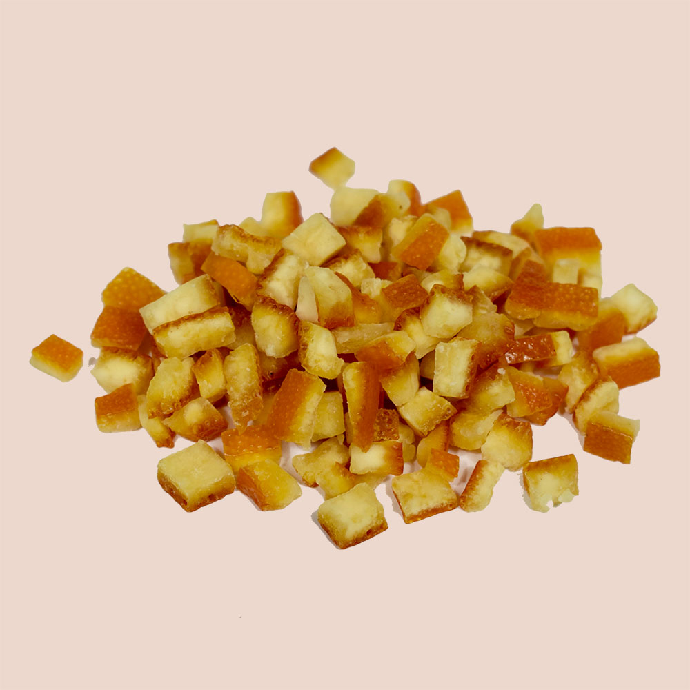İnfüse Portakal Kabuğu